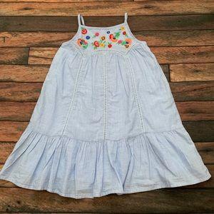 NWOT chambray Dress